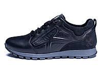 Мужские кожаные кроссовки Kristan Sport