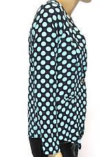 Жіночий короткий піджак в горошок Stars , фото 3