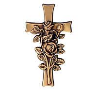 Бронзовий хрест для памятника гранітного Jorda 2409/13,5