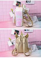 Ранец к с милыми рожками (Единорог), фото 1