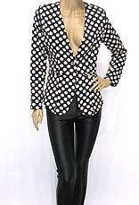 Жіночий  піджак в горошок  Stars , фото 3