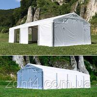 Шатер 5х10 ПВХ для летнего кафе или бара, торговый шатер, павильон, ангар, фото 9