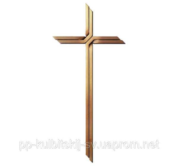 Бронзовий хрест Jorda 2278