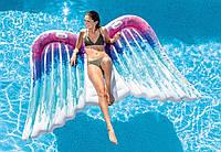 Intex 58786 Надувной плотик Крылья ангела ( 251-160 см.)