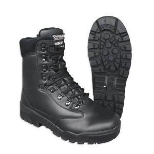 Ботинки Тактические Кожаные Mil-tec 12820000
