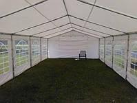 Шатер 6х12 ПВХ, торговый павильон, садовая палатка, тент, ангар, фото 4