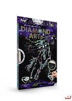"Алмазная мозаика ""DIAMOND ART"", ""Лошадь"""