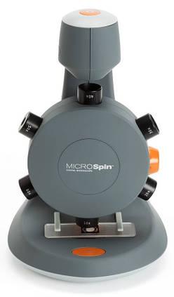 Микроскоп цифровой CELESTRON MicroSpin 822535/44114