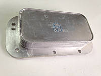 Радиатор тепообменника маслоохладителя, 55355603, GM