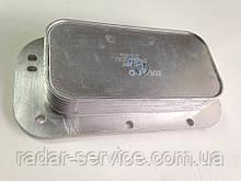 Радіатор тепообменніка маслоохладителя, 55355603, GM