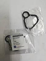 Уплотнитель переходник маслянный фильтр теплообменник маслоохладитель, 55353321, GM