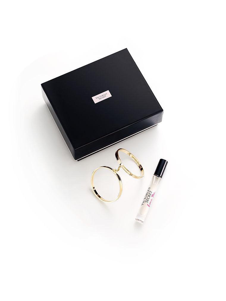 Подарунковий набір ❤Victoria's Secret❤ браслет+парфум