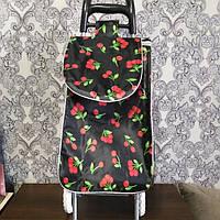 Тележка с сумкой для покупок