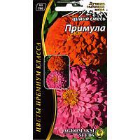 "Семена цинии ""Примула"" (0,3 г) от Agromaksi seeds"