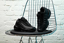 "Кроссовки Nike Air Max 95 ""All Black"", фото 2"
