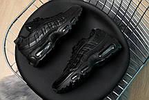 "Кроссовки Nike Air Max 95 ""All Black"", фото 3"