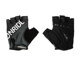 Рукавички ONRIDE Hold сірий/чорний XL
