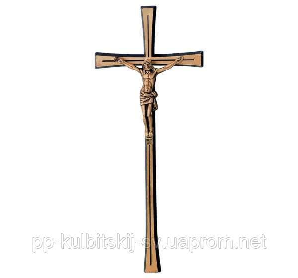 Хрест з розп'яттям для памятника гранітного Jorda 2622/25