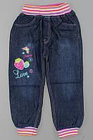 Джинсы для девочек Sincere оптом, 98-128 pp. {есть:128}