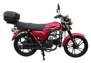 Forte ALFA FT110-2 Мотоцикл, фото 1