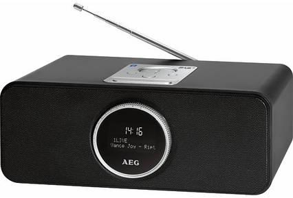 Радио AEG SR 4372 black