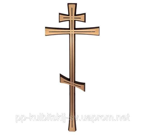 Бронзовий хрест Jorda 2600Х