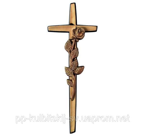 Бронзовий хрест Jorda 2287