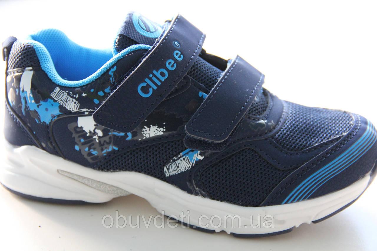 Качественные кроссовки clibee для мальчиков р.33(21см)