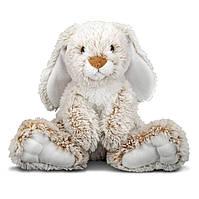 Мягкая игрушка Melissa & Doug  Burrow Bunny Кролик Барроу (MD7674), фото 1