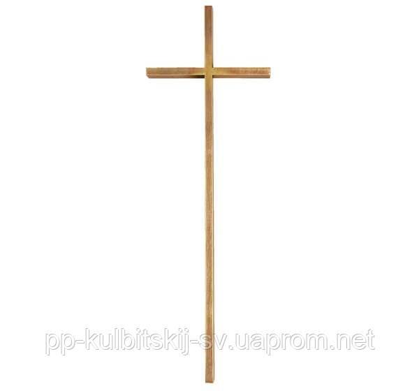 Бронзовий хрест Jorda 2170