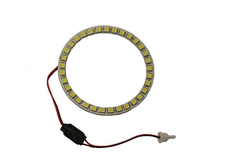 Светодиодное кольцо LED ring SMD 5050 100mm (ангельские глазки)