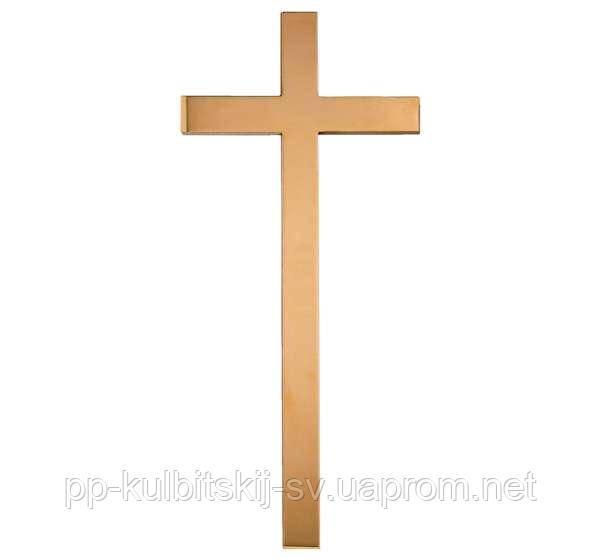 Бронзовий хрест Jorda 2017