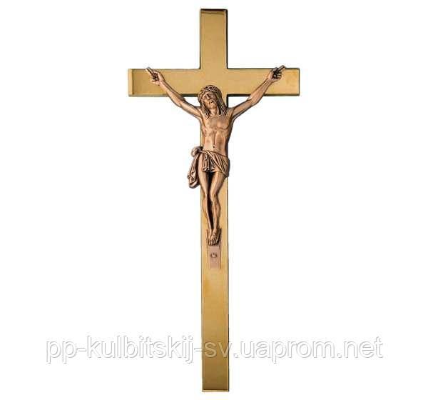 Бронзовий хрест Jorda 2010