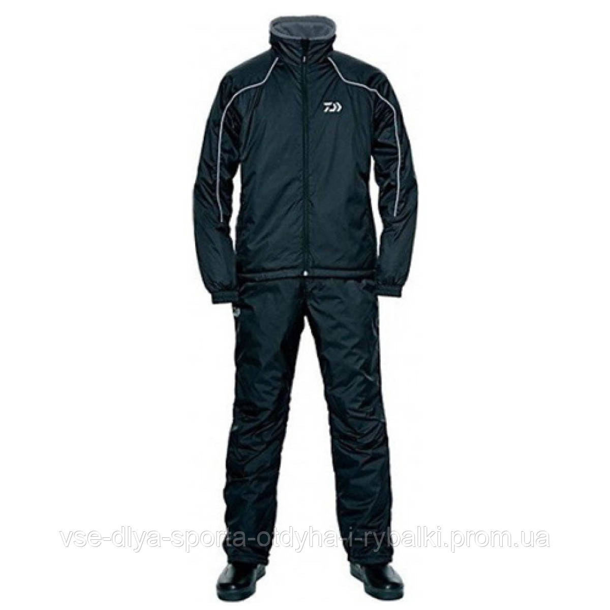 Костюм DAIWA Warm-up Suit Black M