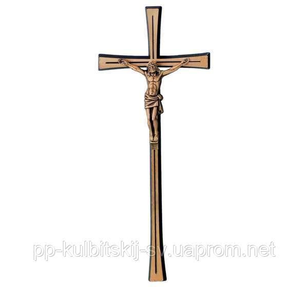 Бронзовий хрест Jorda 2624