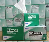 Cалфетки безворсовые для оптики KIMTECH Kimwipes, 280 шт в упаковке