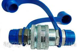 Муфта разрывная S32 М27х1,5 (ЕВРО-клапан) в сборе Н.036.52.110к.