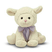 М'яка іграшка Melіssa & Doug Сором'язливий ягня, 23 см (MD7400)