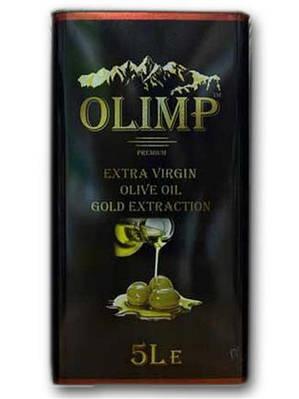 Олія оливкова 5л. ІТАЛІЯ