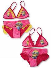 Купальники для девочек Disney 98-128 рр.