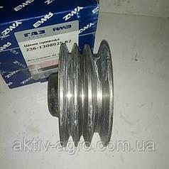 Шкив вентилятора ЯМЗ 236