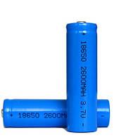 Аккумулятор Li-ion 18650 2000mAh 3.7V, Orange