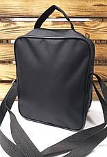 """Вместительная мужская сумка из прочного, износостойкого материала ТМ """"Wallaby"""", фото 3"""