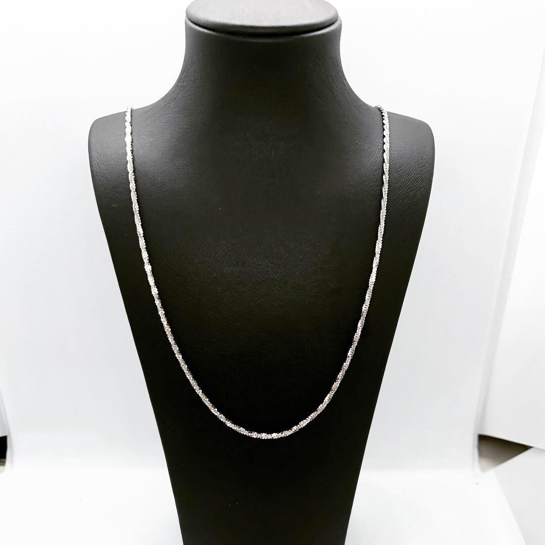 Ланцюжок зі срібла 925 плетіння фентезі 50 см