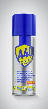 Универсальный технический аэрозоль AKFIX A 40 Magic 400 мл
