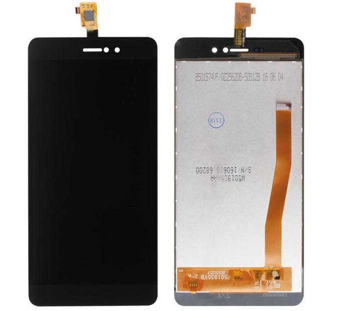 Дисплей + сенсор Bravis A505 Joy Plus Black