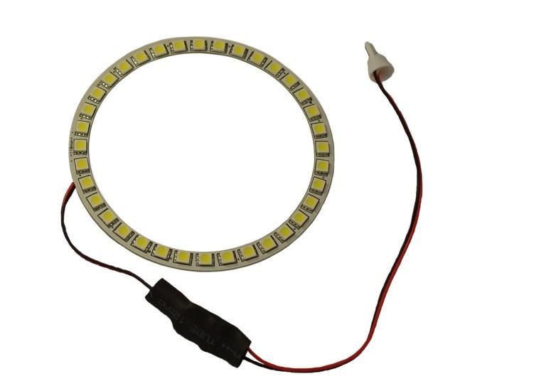 Светодиодное кольцо LED ring SMD 5050 110mm (ангельские глазки)