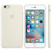 Чехол OEM for Apple iPhone 6 plus/6s plus Silicone Case Antique White (MLD22)