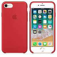 Чехол OEM for Apple iPhone 7/8 Silicone Case (PRODUCT) RED (MQGP2)