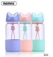 Бутылка REMAX Fox Cup RT-cup27, green